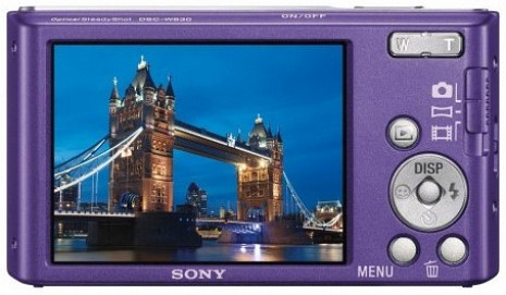 Digitālais fotoaparāts DSC-W830 DSC-W830/V