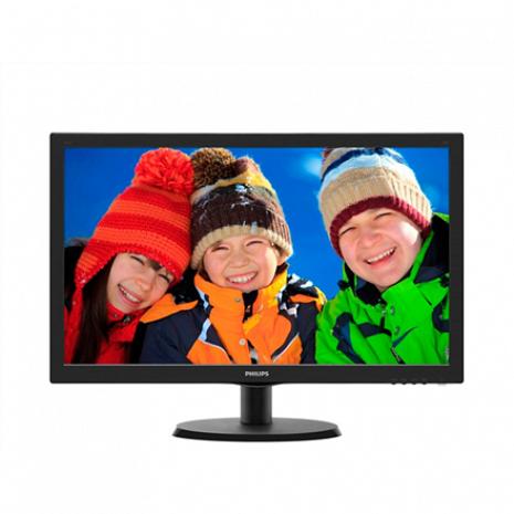 "Monitors 223V5LHSB/00 21.5 "", Full HD, 1920 x 1080 pixels, 16:9, LED, LCD/TFT, 5 ms, 250 cd/m², Black 223V5LHSB/00"