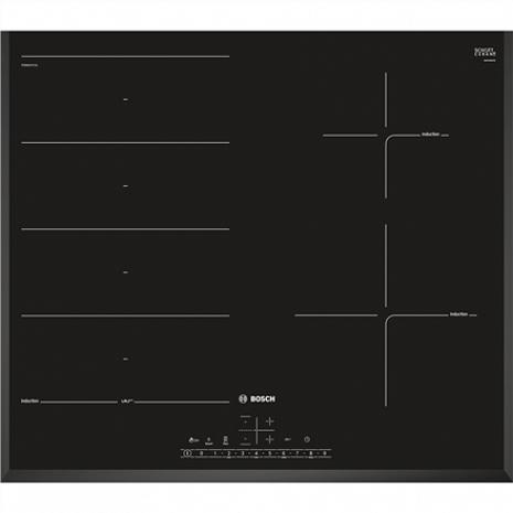 Plīts virsma  PXE651FC1E