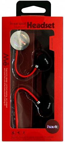 Bluetooth bezvadu austiņas  ME951 Red