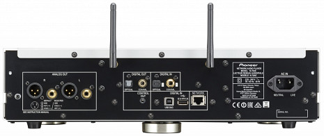 Tīkla atskaņotājs  N-70AE-S