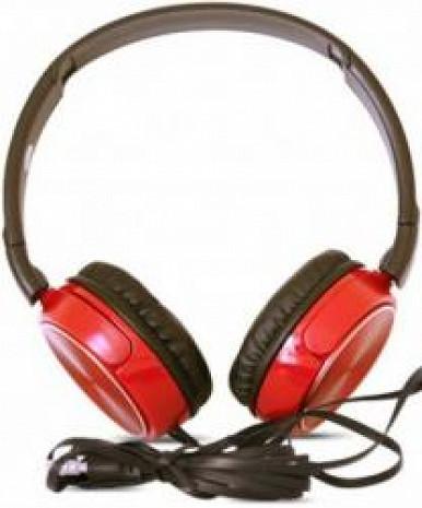 Austiņas  H2178 Red