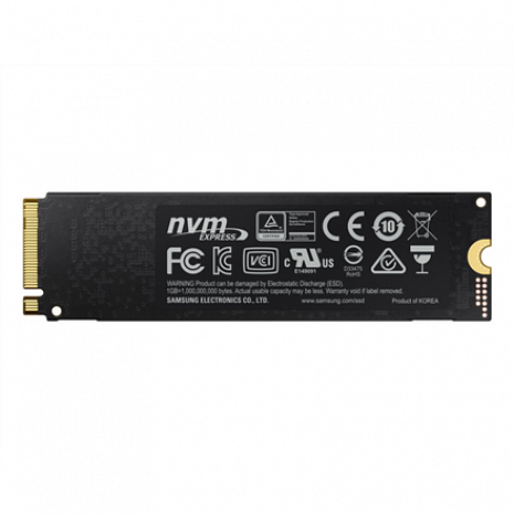 SSD disks 970 EVO 500 GB MZ-V7E500BW