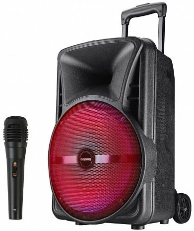 Skaņas sistēma ar karaoke  S6-Explode