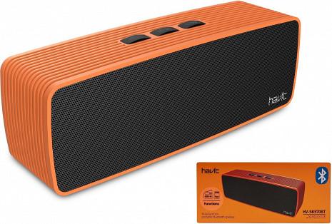 Portatīvais skaļrunis  H570 BT orange