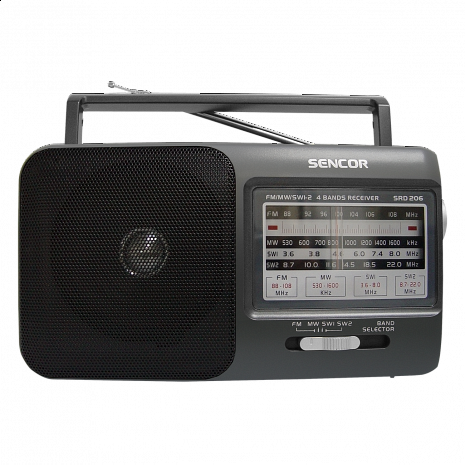 Radio  SRD 206