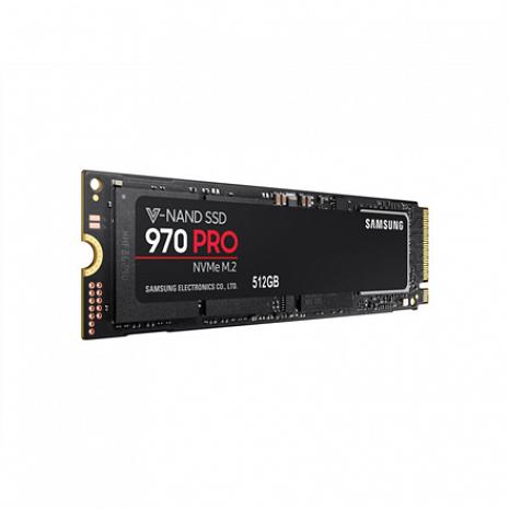 SSD disks 970 PRO 512 GB MZ-V7P512BW
