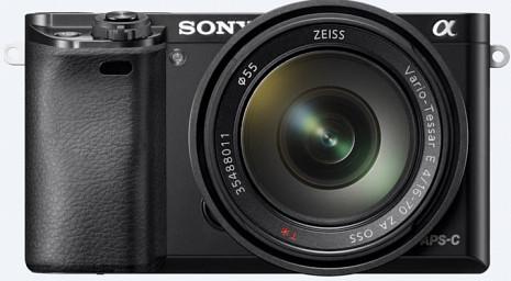 Hibrīda fotoaparāts  ILCE-6000/B