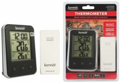 Elektroniskais gaisa termometrs  DT-311W
